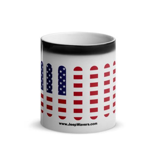 Jeep USA Seal Grill Magic Mug