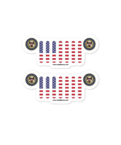 Jeep Mississippi Seal Grill stickers