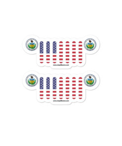 Jeep Pennsylvania Seal Grill stickers