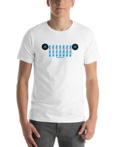 Jeep Snowboard Grill T-Shirt