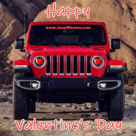 Jeeppy Valentine's Day