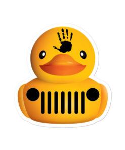 DuckDuckJeep Wave stickers