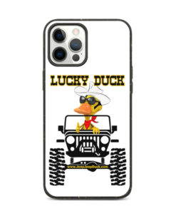 Lucky Duck Jeep Biodegradable iPhone case iPhone Cases DuckDuckJeep