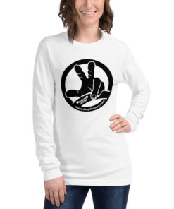 JeepWave Unisex Long Sleeve Tee Long Sleeve T-Shirt JeepWavers