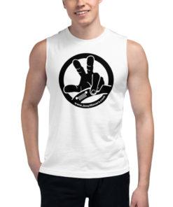 JeepWave Muscle Shirt Muscle Shirts JeepWavers
