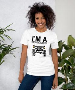 I'm A Mother Ducker! Short-Sleeve Unisex T-Shirt T-Shirts DuckDuckJeep
