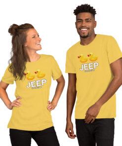 Duck Duck Jeep Short-Sleeve Unisex T-Shirt T-Shirts DuckDuckJeep