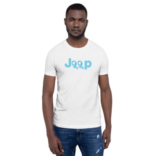 Jeep Trisomy 18 Awareness Logo Short-Sleeve Unisex T-Shirt T-Shirts Trisomy 18