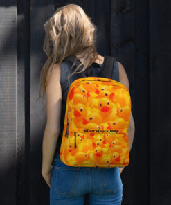 #DuckDuckJeep Backpack Backpacks DuckDuckJeep