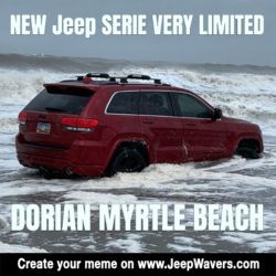 New Jeep Serie
